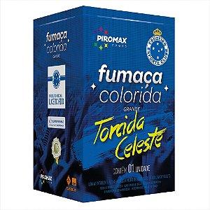 FUMAÇA COLORIDA(TORCIDA DO CRUZEIRO – GRANDE)