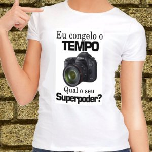 Camisas Femininas (Personalizamos Qualquer Profissão)