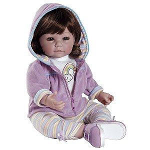 Boneca Bebe Reborn Adora Doll Rainbow Sherbet