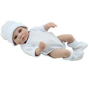 Boneca Bebe Reborn Laura Baby Ariel