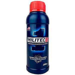 ADITIVO CONDICIONADOR DE METAIS - MILITEC-1  200ML