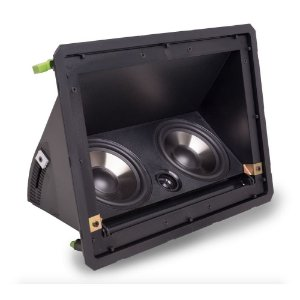 Caixa Embutir Loud  LHT - 80 BL Retangular