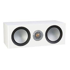 Caixa Acústica Central Monitor Audio Silver 6G SSC150W Branco Fosco