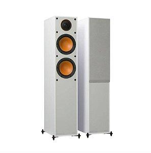 Caixa acústica Torre Monitor Audio Monitor SM200W Branco