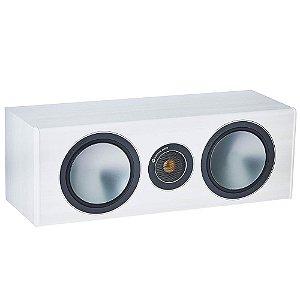 Caixa Acústica Central Monitor Audio Bronze SBRSCW Branco