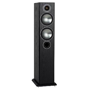 Caixa Acústica Torre Monitor Audio Bronze 5 Preta