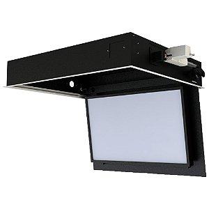 Flap de Tv Motorizado - Abertura