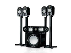Sistema de Som APEX A10AV12  - Monitor Áudio