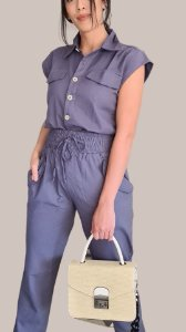 Conjunto Ariana - Azul Jeans