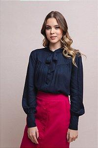 Camisa Sabrina - Marinho