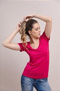 T-Shirt Gola V - Pink