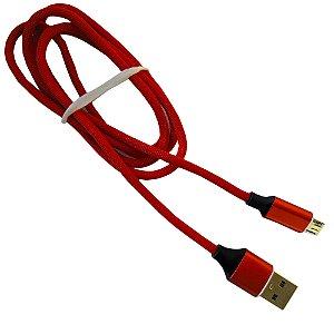 CABO USB X V8 1M 1 LINHA MICRO USB MULTIUSO DE BOA QUALIDADE