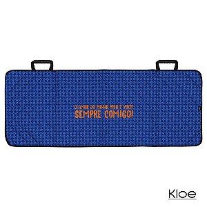 Capa Protetora de Acento Azul para Pet Kloe