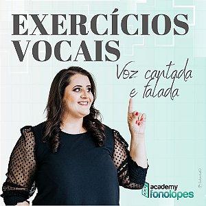 Curso: Exercícios Vocais: Voz Cantada e Falada