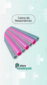 KIT C/5 - TUBO DE RESSONÂNCIA  para ETVSO Silicone / Lax Vox