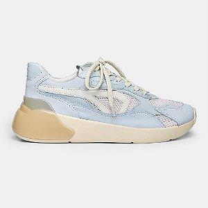 Sneaker Azul Céu S804 SmidtShoes