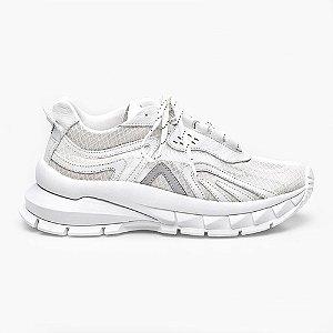 Tênis Sneaker Branco Smidt