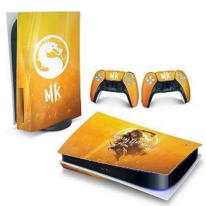 Skin PS5 - Mortal Kombat 11