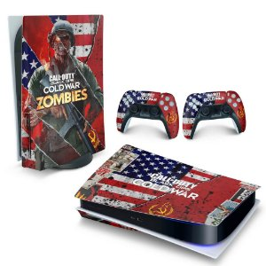 Skin PS5 - Call Of Duty Cold War