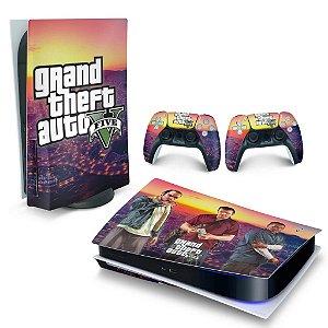 Skin PS5 - GTA V