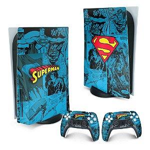 PS5 Skin - Superman Comics