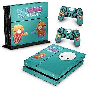 PS4 Fat Skin - Fall Guys