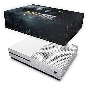Xbox One Slim Capa Anti Poeira - Resident Evil Village
