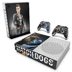 Xbox One Slim Skin - Watch Dogs