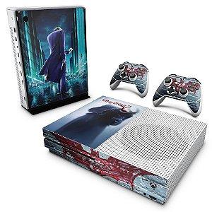 Xbox One Slim Skin - Coringa - Joker
