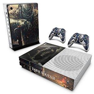 Xbox One Slim Skin - Dark Souls II