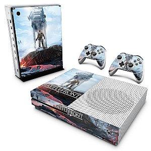 Xbox One Slim Skin - Star Wars - Battlefront