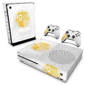 Xbox One Slim Skin - Destiny Limited Edition