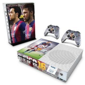 Xbox One Slim Skin - FIFA 16