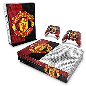Xbox One Slim Skin - Manchester United