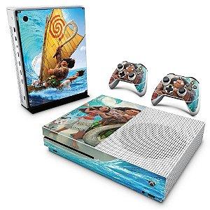 Xbox One Slim Skin - Disney Moana