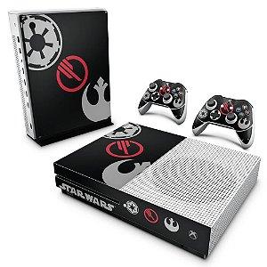 Xbox One Slim Skin - Star Wars Battlefront 2 Edition