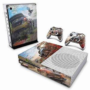 Xbox One Slim Skin - Forza Horizon 4