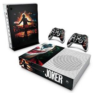 Xbox One Slim Skin - Joker Coringa Filme