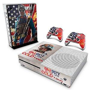 Xbox One Slim Skin - Call Of Duty Cold War