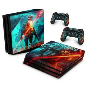 PS4 Pro Skin - Battlefield 2042