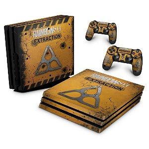PS4 Pro Skin - Tom Clancy's Rainbow Six Siege Extraction