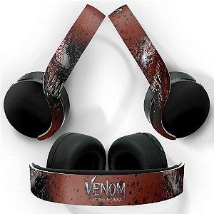 PS5 Skin Headset Pulse 3D - Venom Tempo de Carnificina