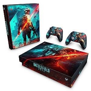 Xbox One X Skin - Battlefield 2042