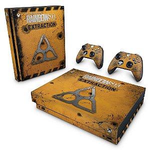 Xbox One X Skin - Tom Clancy's Rainbow Six Siege Extraction