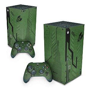 Xbox Series X Skin - Halo Infinite