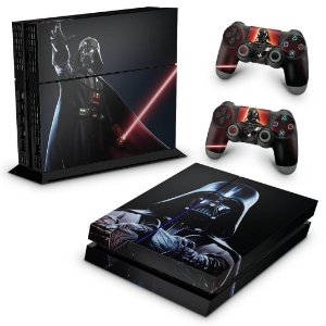 Ps4 Fat Skin - Star Wars - Darth Vader