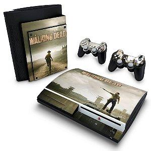 PS3 Fat Skin - The Walking Dead #B