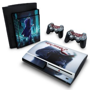 PS3 Fat Skin - Coringa Joker #A