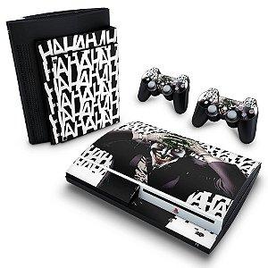 PS3 Fat Skin - Joker Coringa
