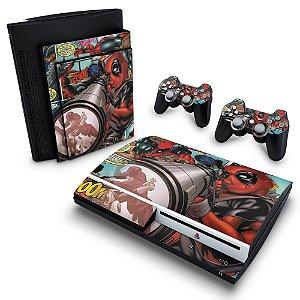 PS3 Fat Skin - Deadpool